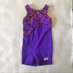 Gymnastics GK Outfit Size XXS